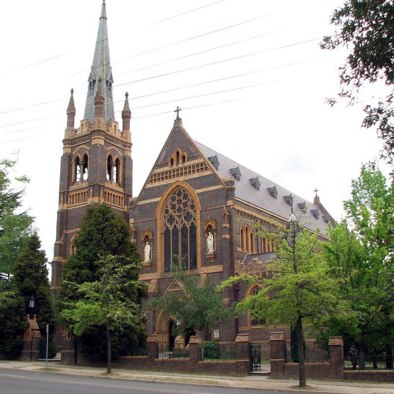 Saints Mary and Joseph Catholic Cathedral